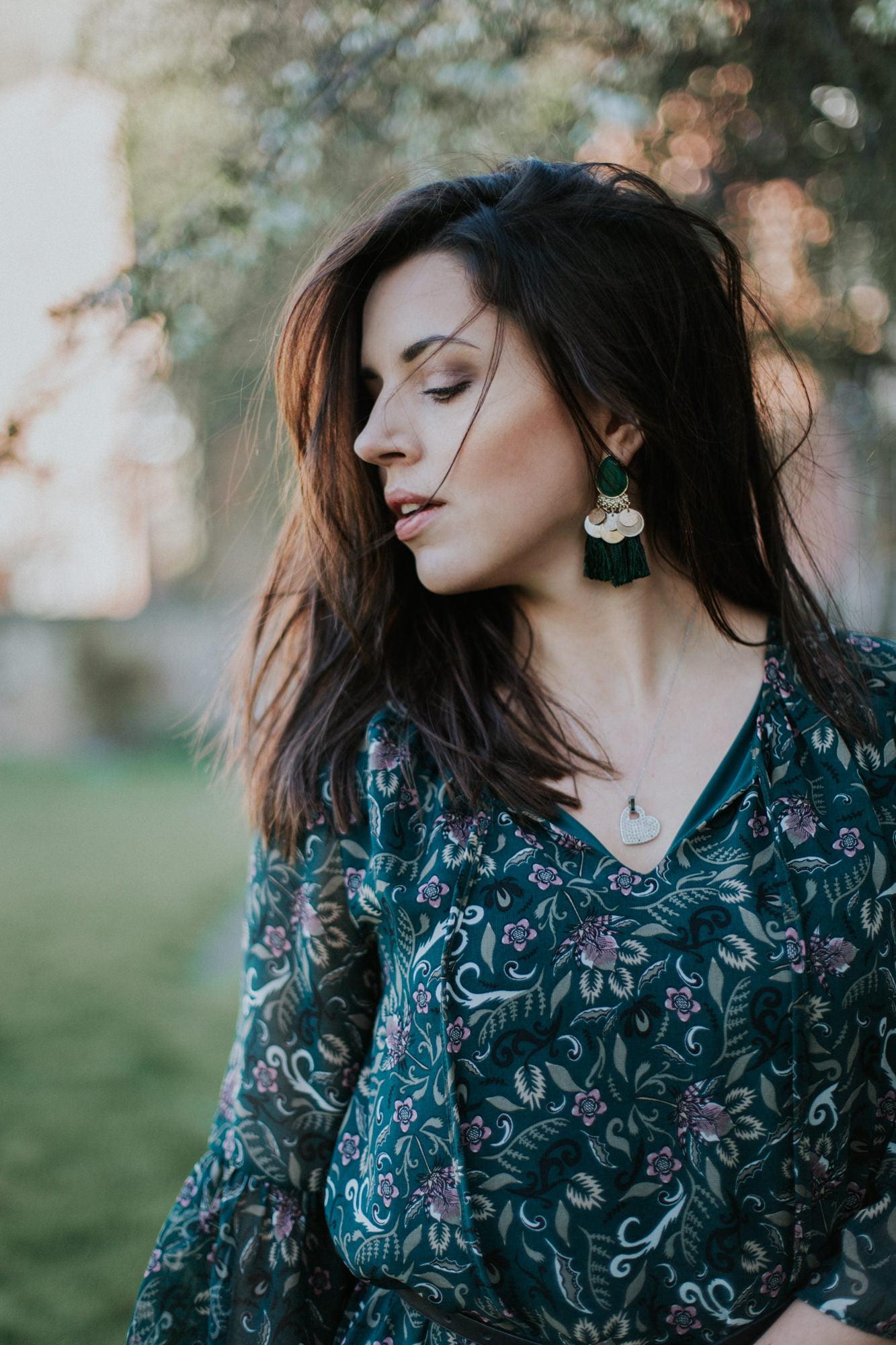 Edinburgh Portrait Photographer - Karolina