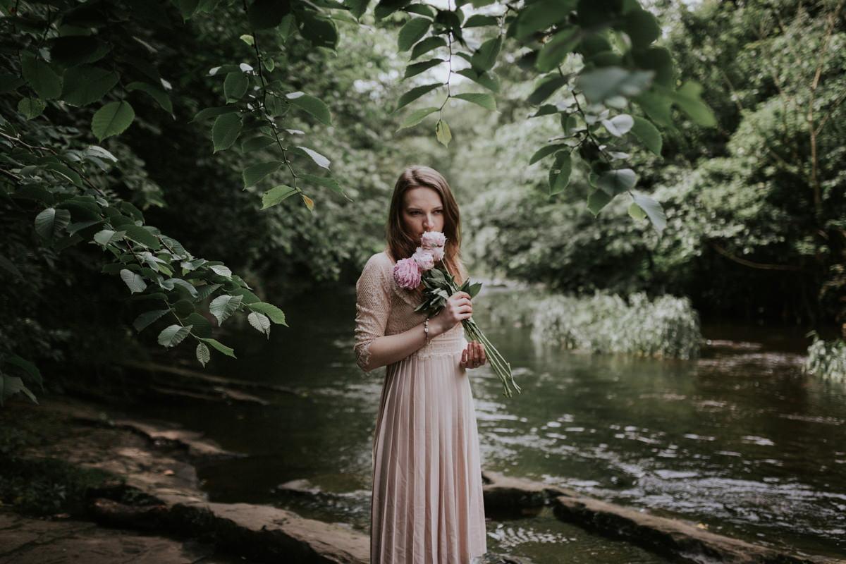 Justyna - Edinburgh Dean Village, Royal Botanic Garden, Scotland 21
