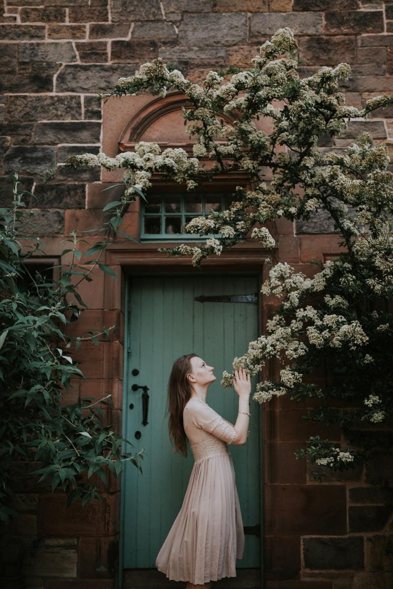 Justyna - Edinburgh Dean Village, Royal Botanic Garden, Scotland 4