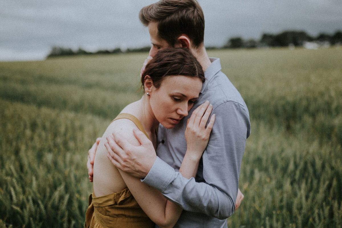 Scotland Adventurous Couples Photographer - Wrapped in your arms