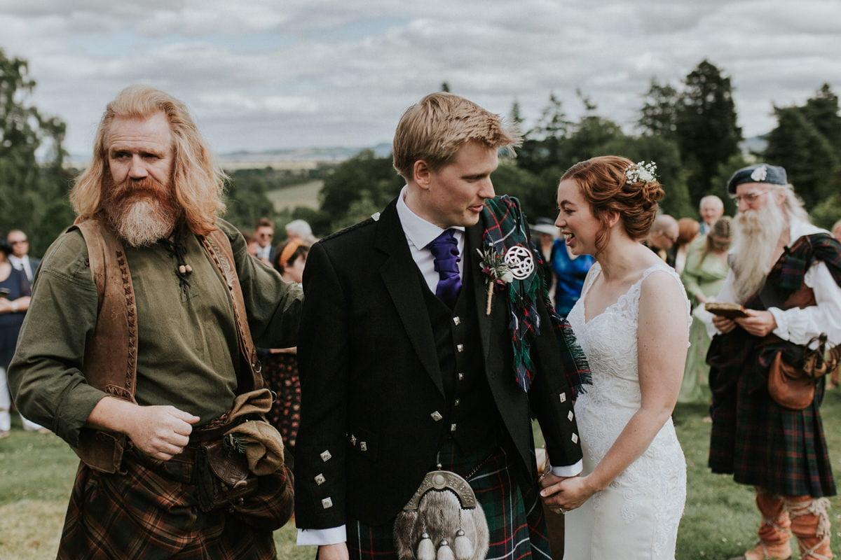Perthshire Wedding Photographer - Emma & John, Fingask Castle wedding, Perth Scotland wedding photographer