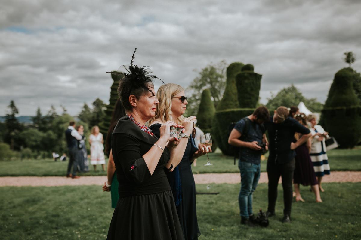 Perthshire Wedding Photographer - Emma & John, Fingask Castle