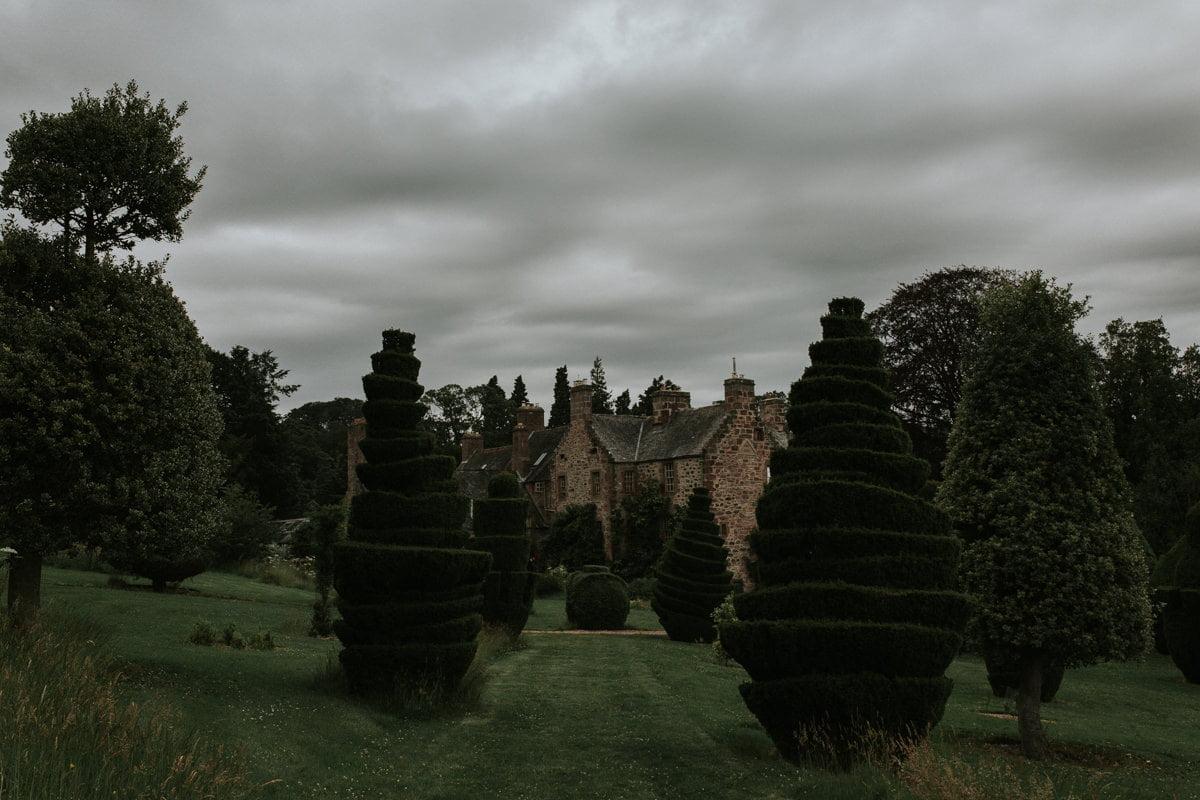Perthshire Wedding Photographer - Emma & John, Fingask Castle 62