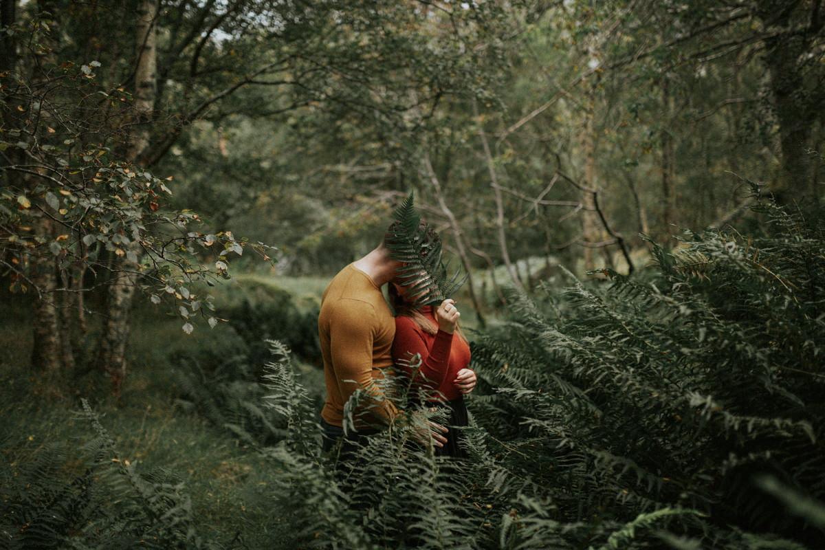 Scotland Elopement Photographer, Scotland Adventurous Couples Photographer - Paulina & Finlay, Glen Clova