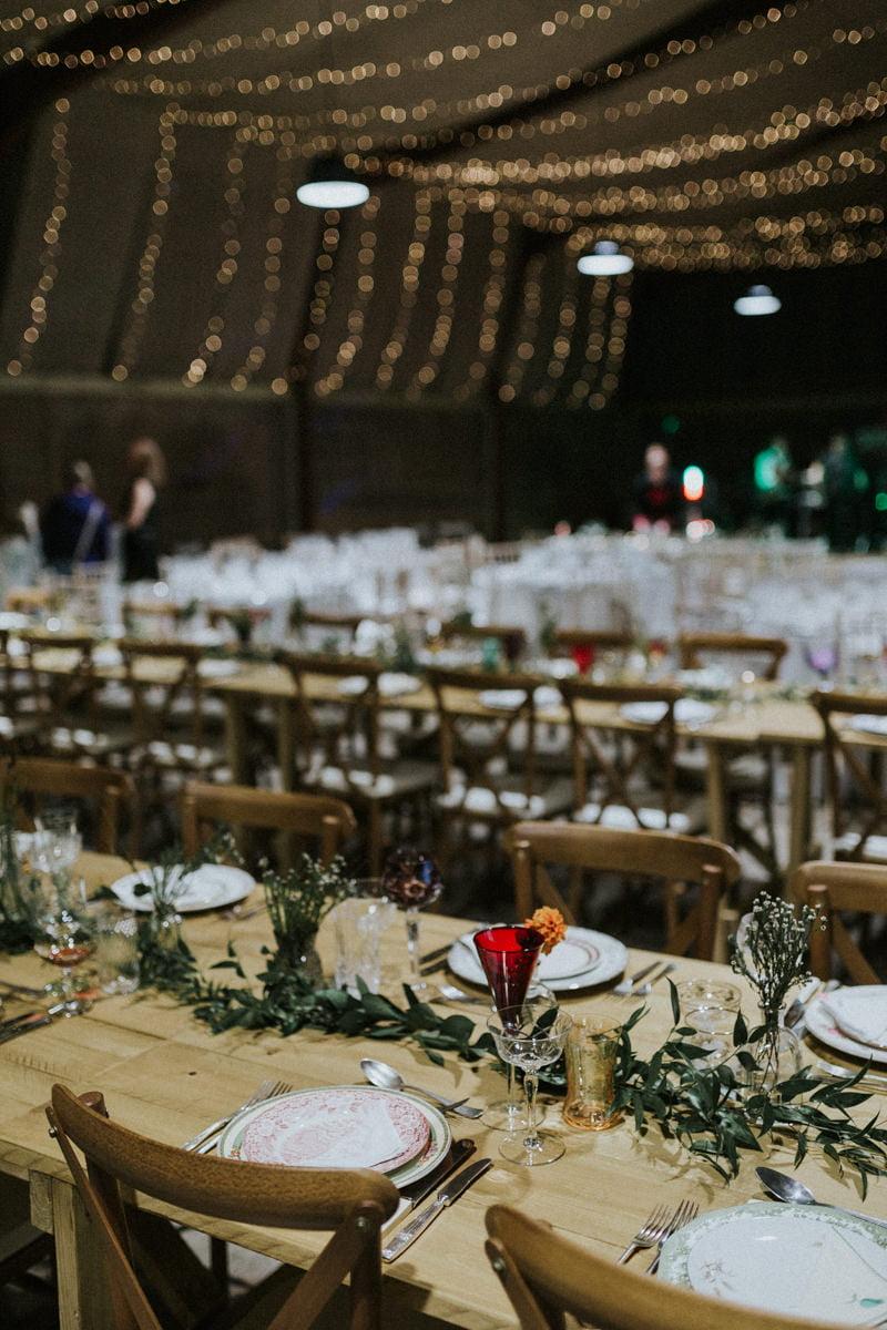 The Den at Culross, green cockatoo, scottish wedding venue, barn wedding venue Scotland, Culross, vintage gathering