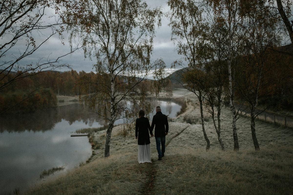 Adventurous Couples Photo Session in Clova - Patrycja & Maciej