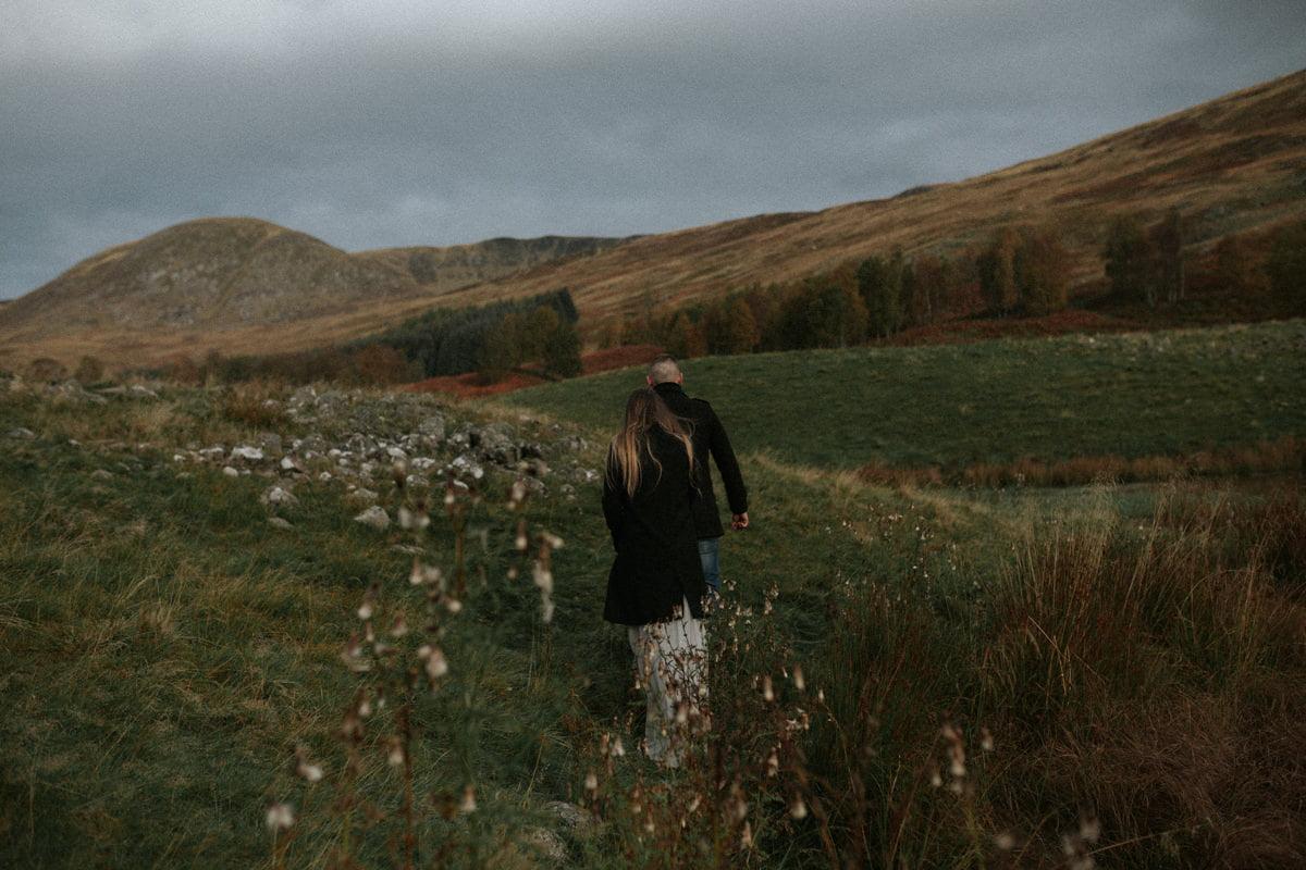 Adventurous session Scotland, Clova, Glen Clova, Wedding Photographer St Andrews