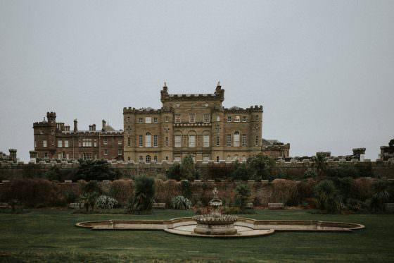 Culzean Castle wedding