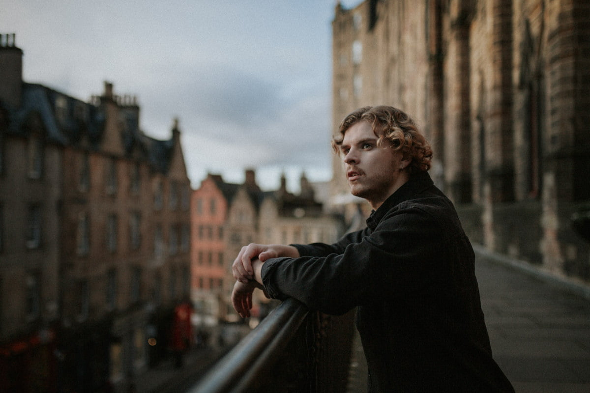 Edinburgh Portrait Session