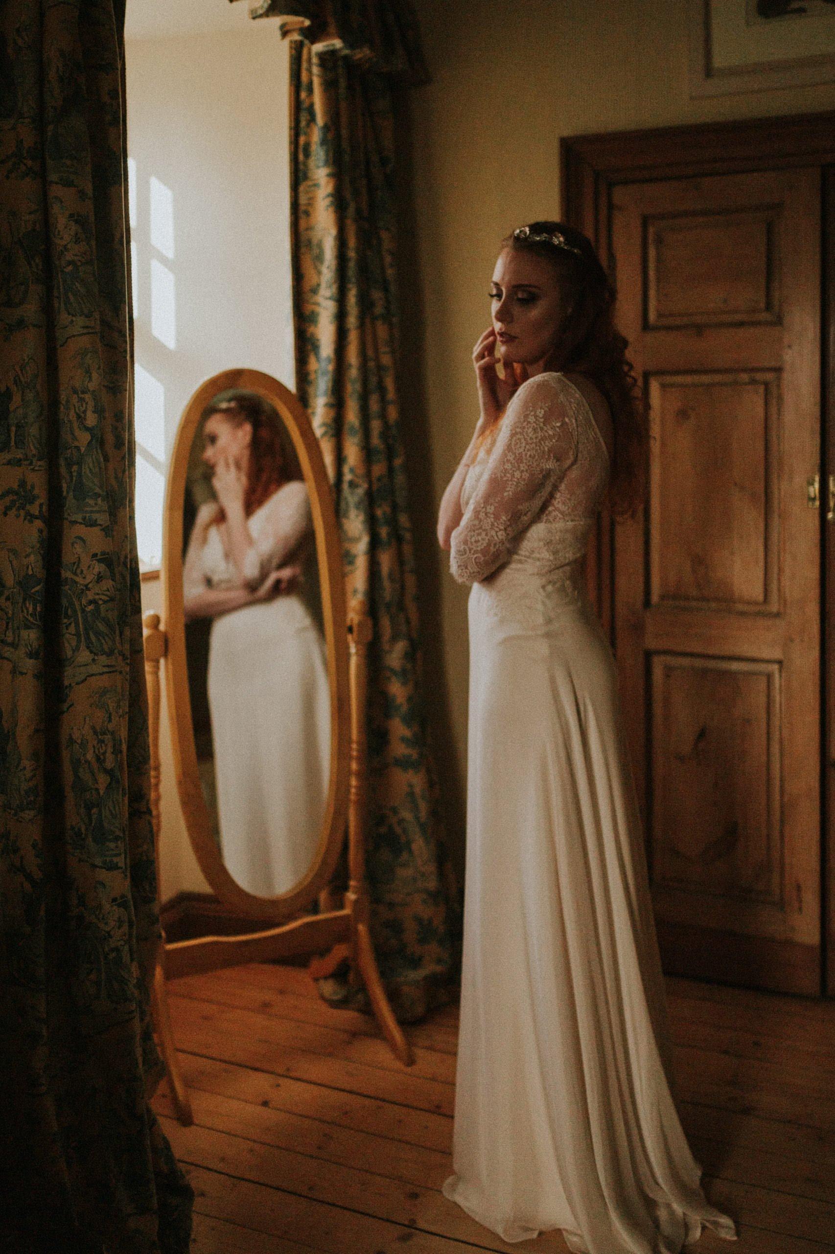 Wedding in Fingask Castle - Perthshire Castle Wedding Venues 4
