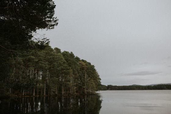 Scotland Elopement Photographer - Loch Garten