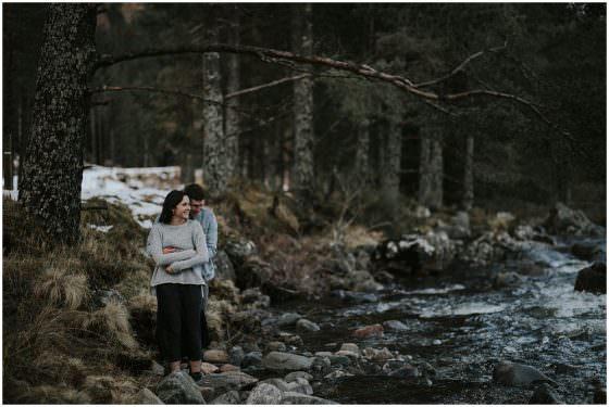 Scotland Elopement and Wedding Photographer - Nina & Dillon, Glen Doll