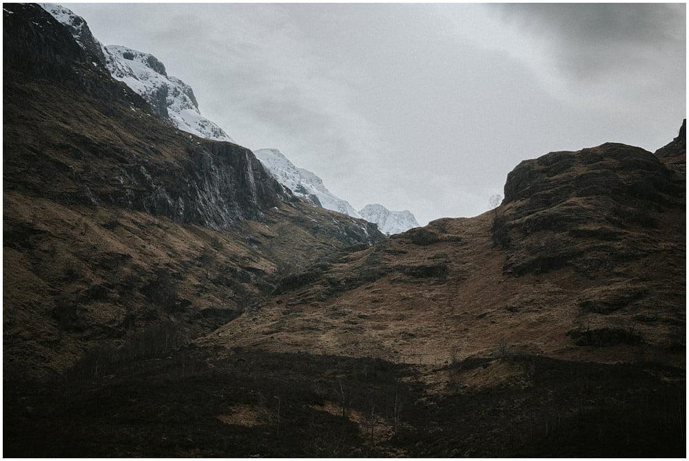 Lost Valley Glencoe, Scottish Highlands