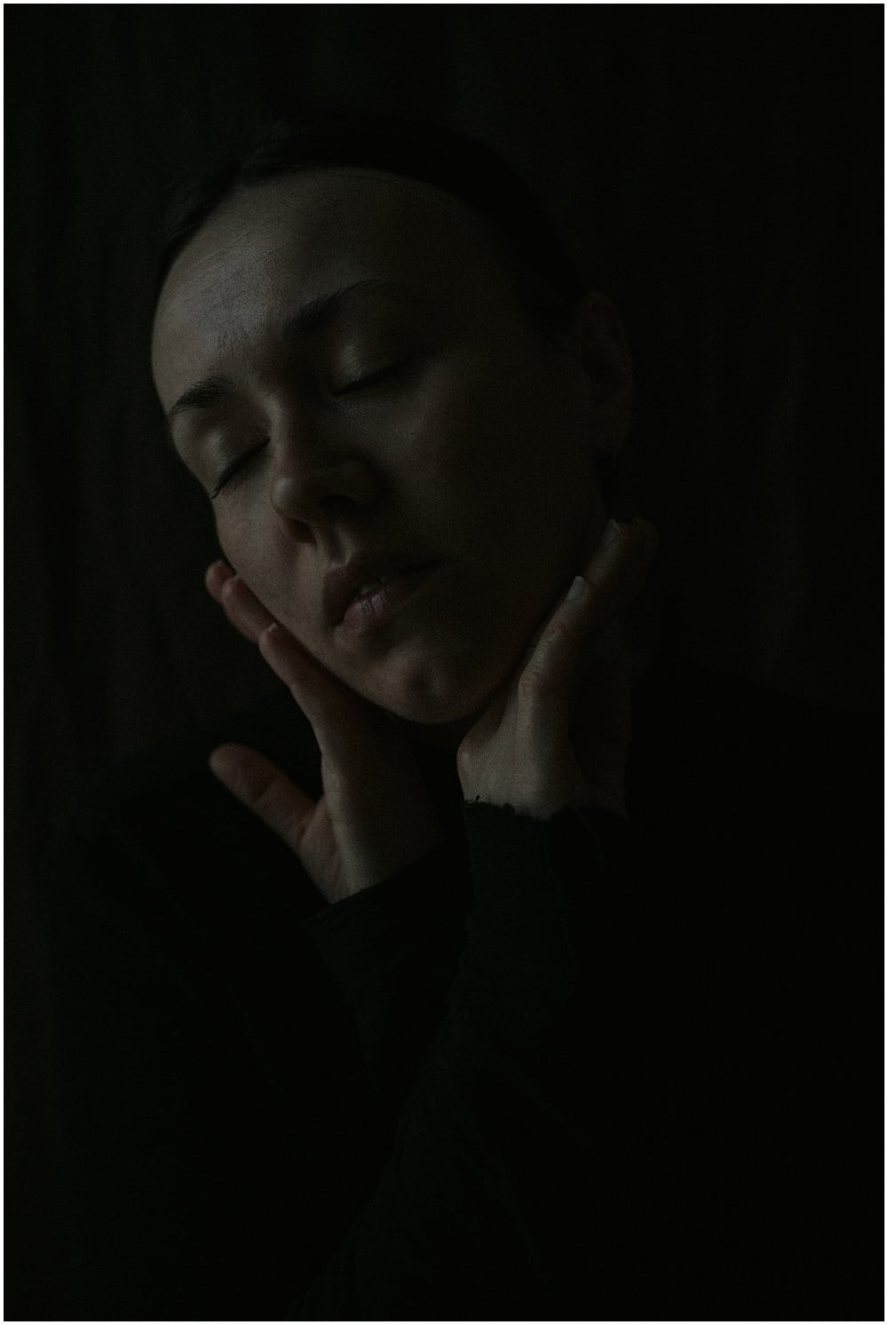 Selfportrait, by Bernadeta Kupiec, Scotland Commercial Photographer,