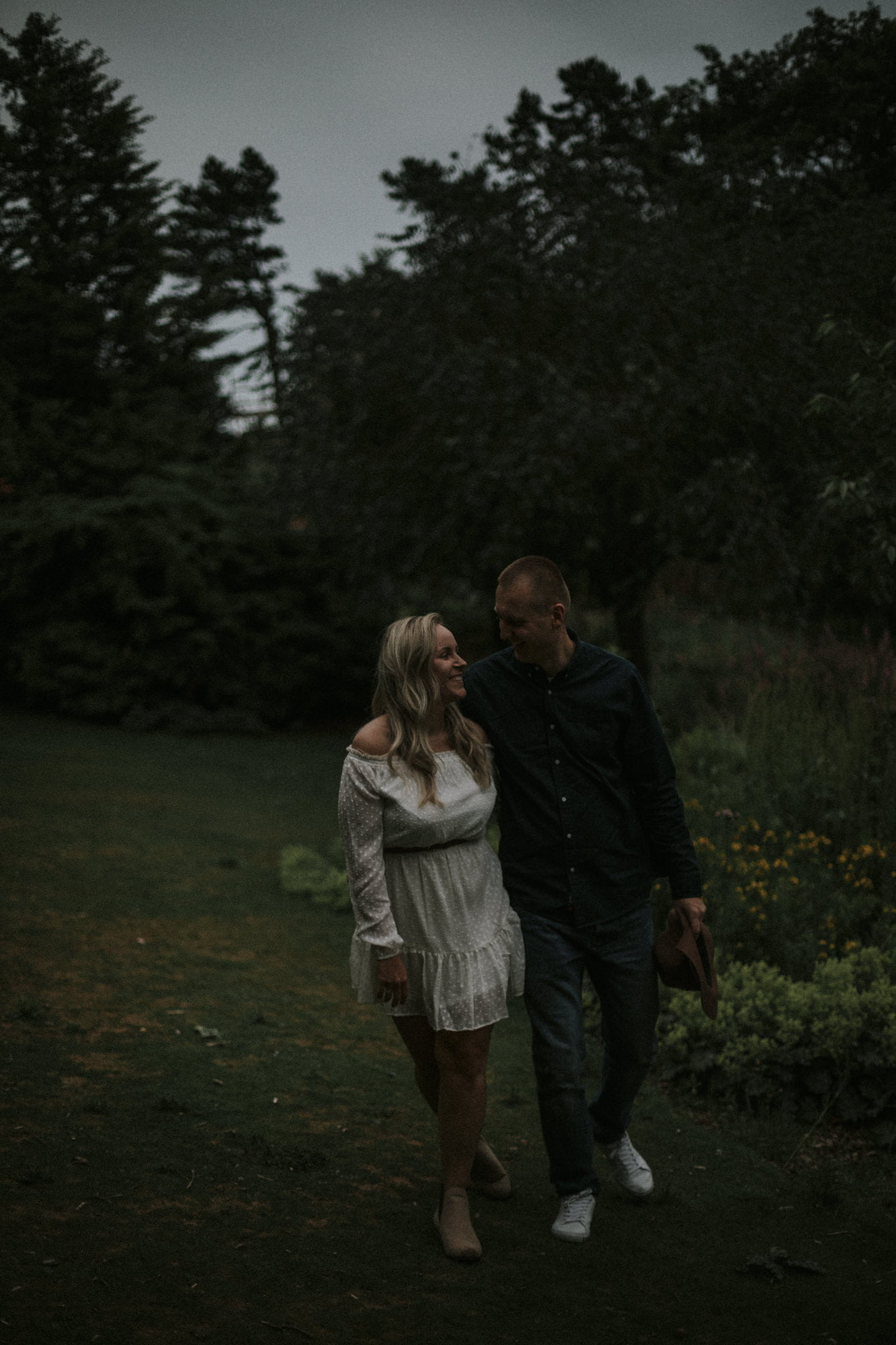 Silverburn Park Leven Fife, Adventurous Couples Session