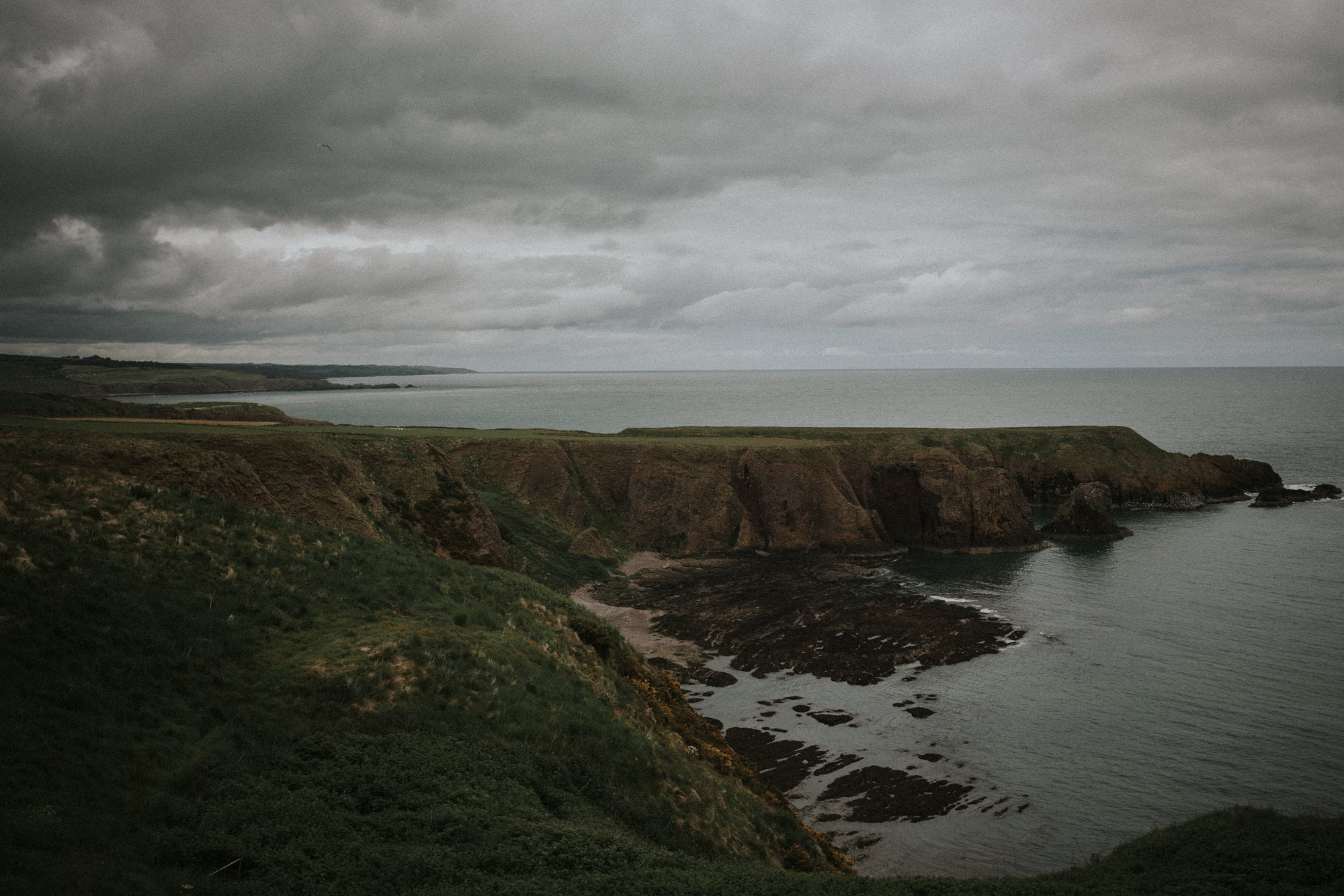 Dunnotar Castle Wedding Photographer - Dunnotar Castle, Stonehaven, Scottish castle wedding