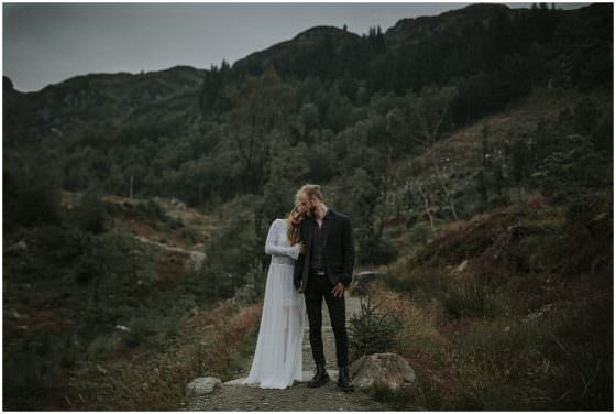 Elke Bucher & Sam Brown, Scotland Elopement Photographer, best places to elope Scotland, Ben A'an