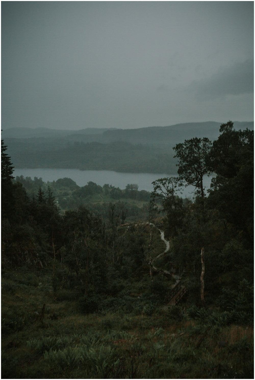 Loch Lomond Elopement Photographer - Elke & Sam, Ben A'an