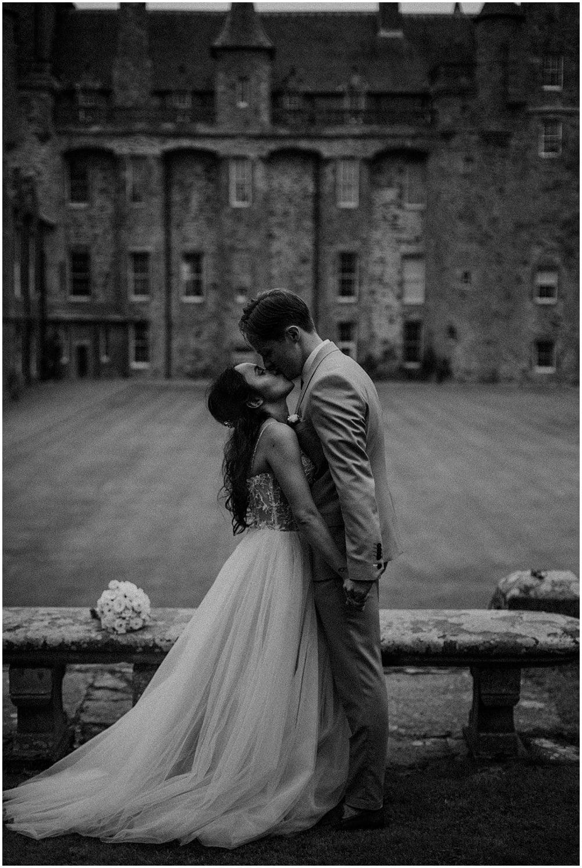 Thirlestane Castle Wedding, Scottish Borders Wedding Photographer , The Flower Room Florist Kelso, Tatiana Kaplun Bride Collection