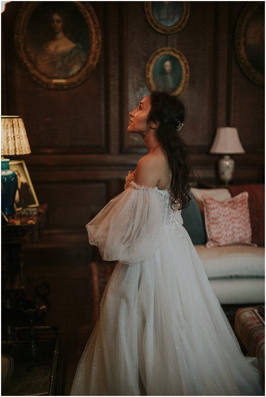 Thirlestane Castle Wedding, Scottish Borders Wedding Photographer, Tatiana Kaplun Bride Collection