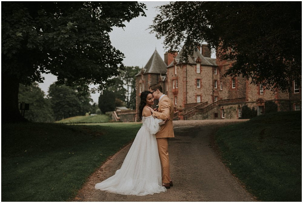 Thirlestane Castle Wedding, Scottish Borders Wedding Photographer, Tatiana Kaplun Bride Collection