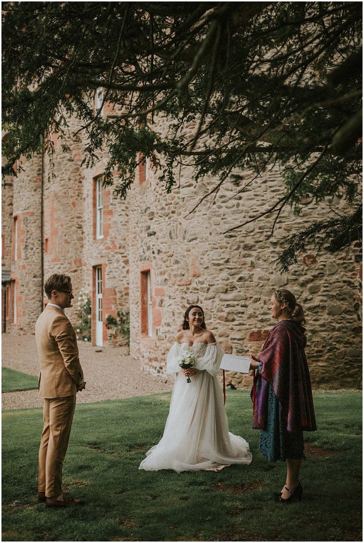 Thirlestane Castle Wedding, Scottish Borders Wedding Photographer , The Flower Room Florist Kelso, Tatiana Kaplun Bride Collection, Twisted Tailor, Fiona Stewart Celebrant