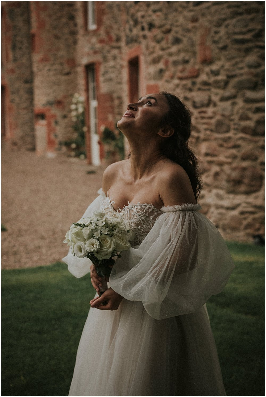 Thirlestane Castle Wedding, Scottish Borders Wedding Photographer , The Flower Room Florist Kelso, Tatiana Kaplun Bride Collection,