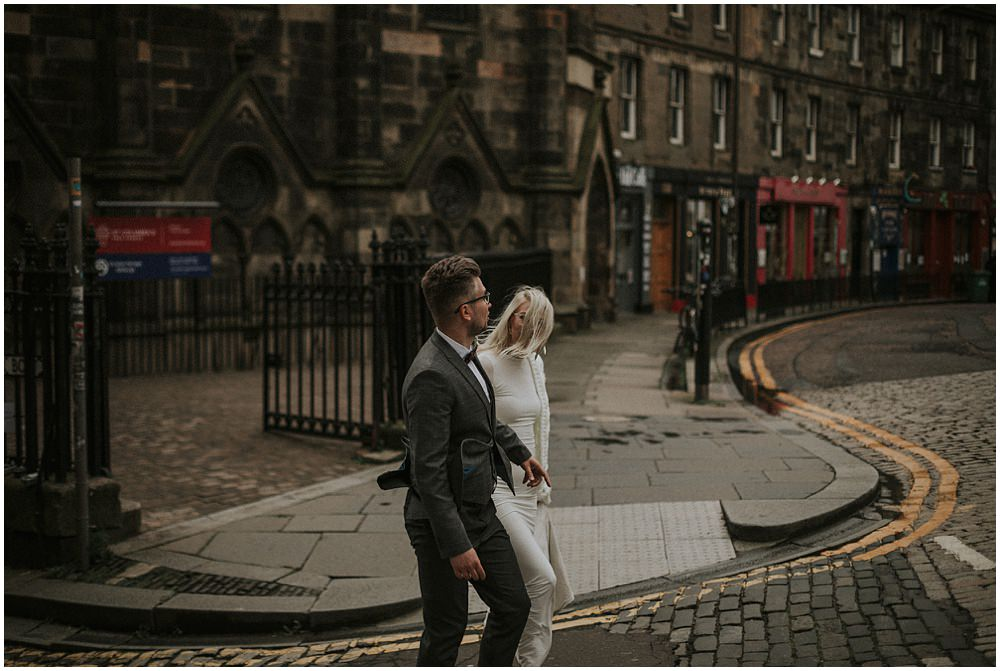 Edinburgh Wedding Photographer – Patrycja & Artur