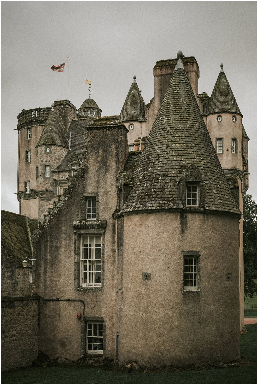 Castle Fraser wedding Scotland, Aberdeenshire wedding photographer
