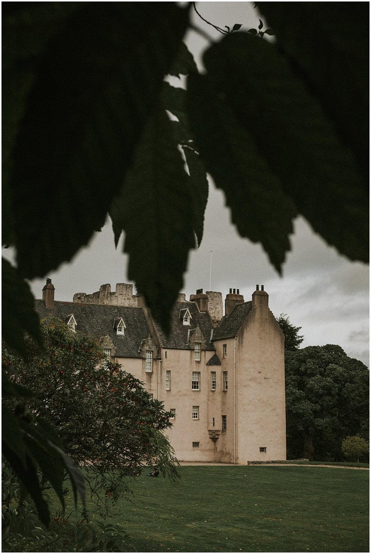 Drum Castle wedding Scotland, Aberdeenshire wedding photographer