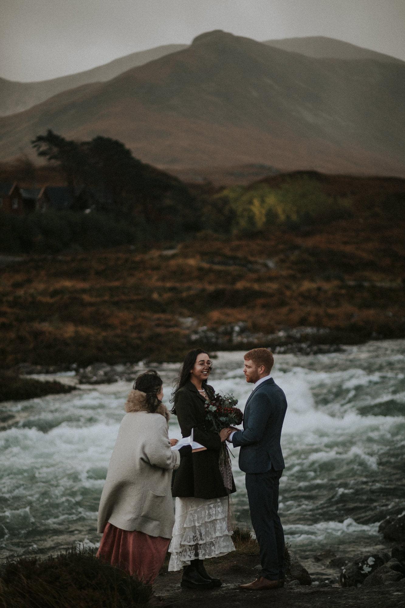 Isle of Skye Elopement Photographer, Sligachan Isle of Skye Elopement, The Quiraing Isle of Skye Elopement, the best locations to elope Isle of Skye,