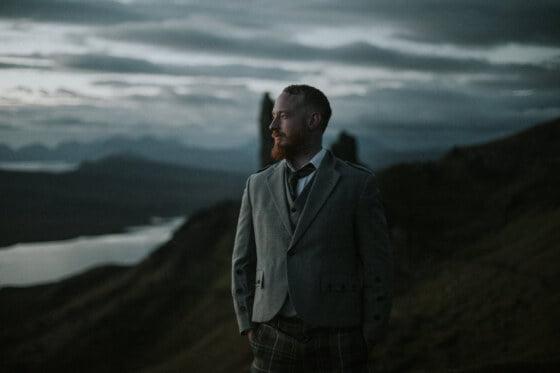 Old Man of Storr Sunrise Photoshoot, Isle of Skye Photographer,