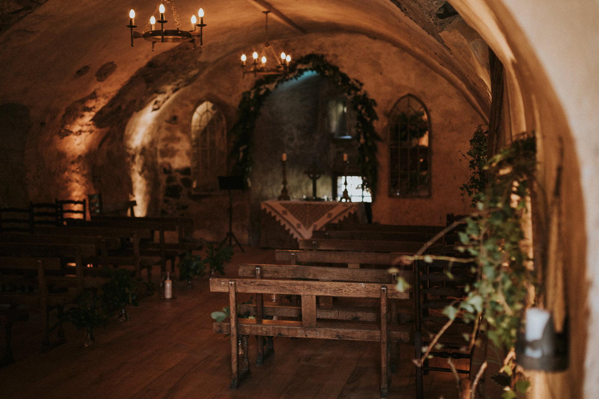 Neidpath Castle Wedding Photographer