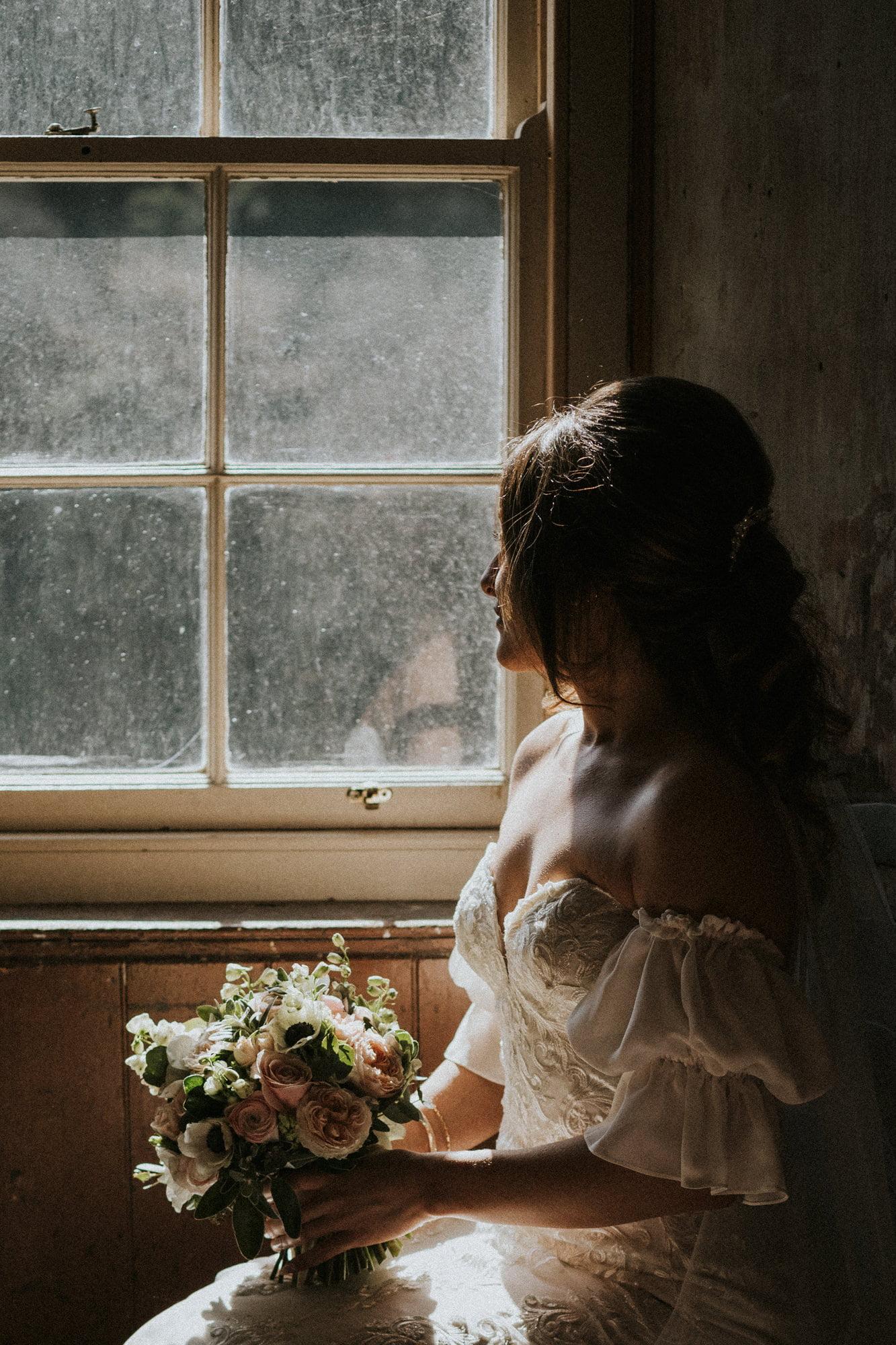 Neidpath Castle Wedding Photographer, Micro Wedding Scotland Photographer