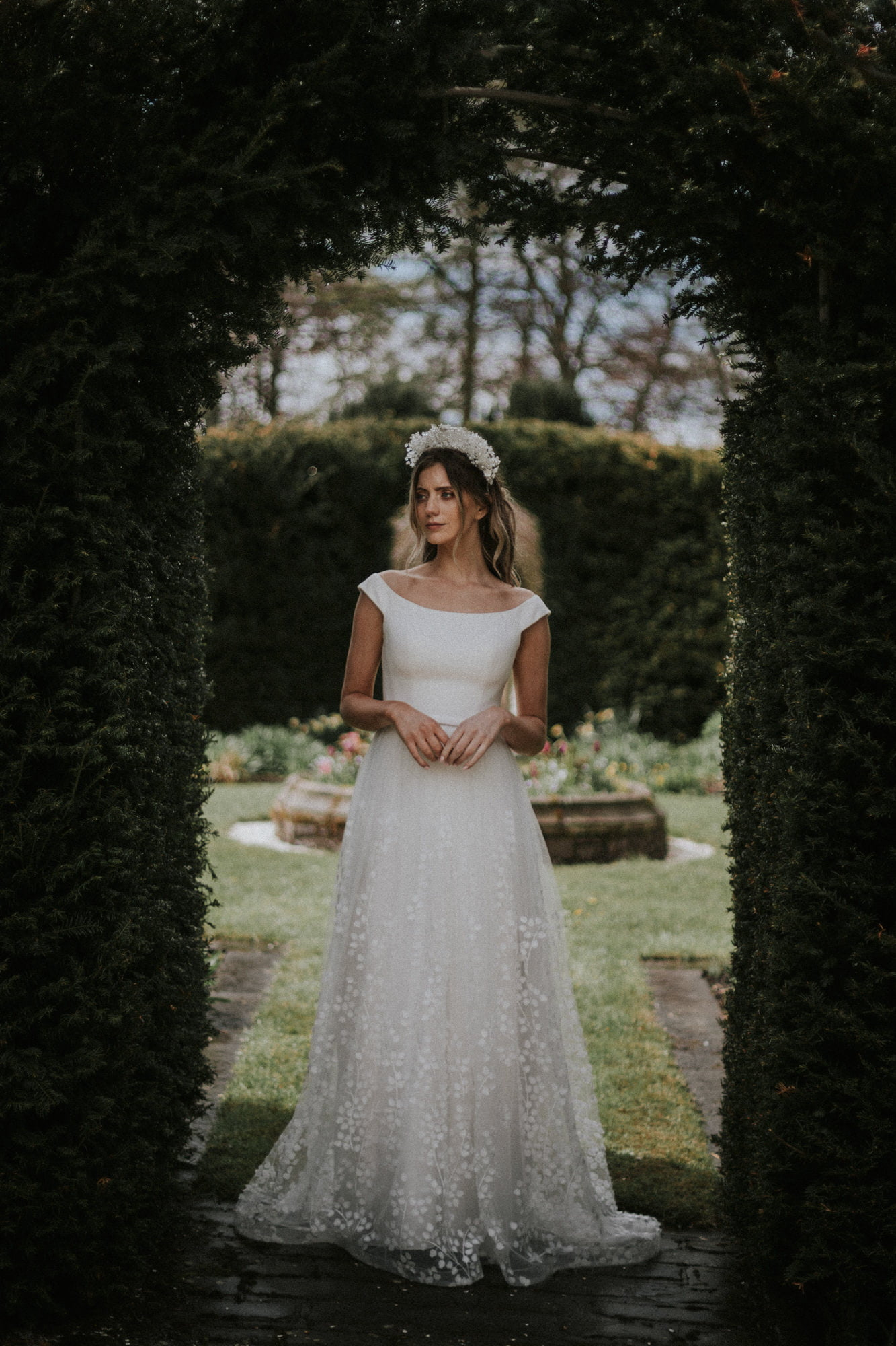 Oscar Lili - Beautiful Boho Wedding Dresses, Backhouse Rossie Estate Wedding Venue, Backhouse Rossie Wedding Venue Fife