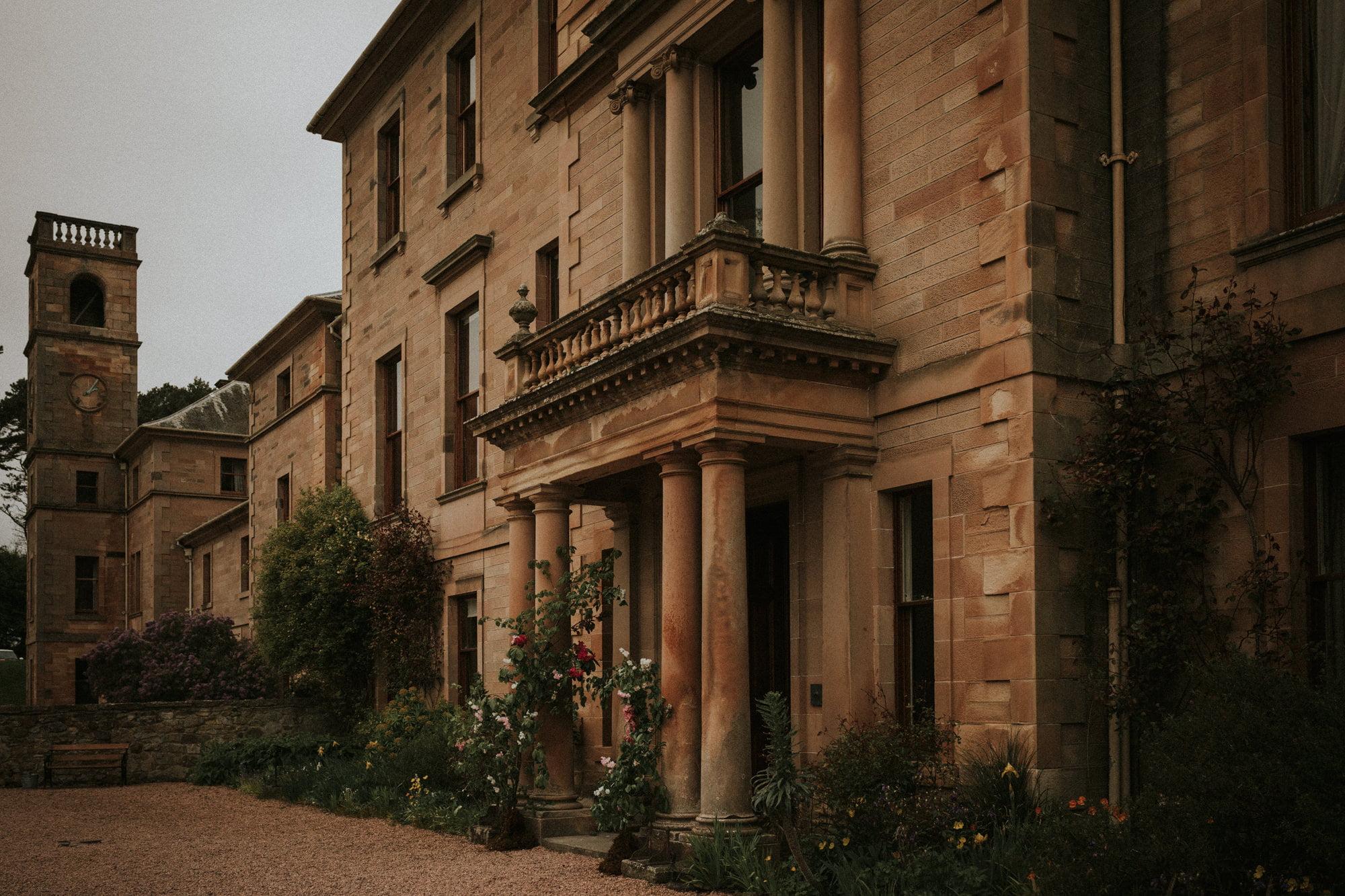 Cambo Estate Wedding Venue in Fife, Scotland