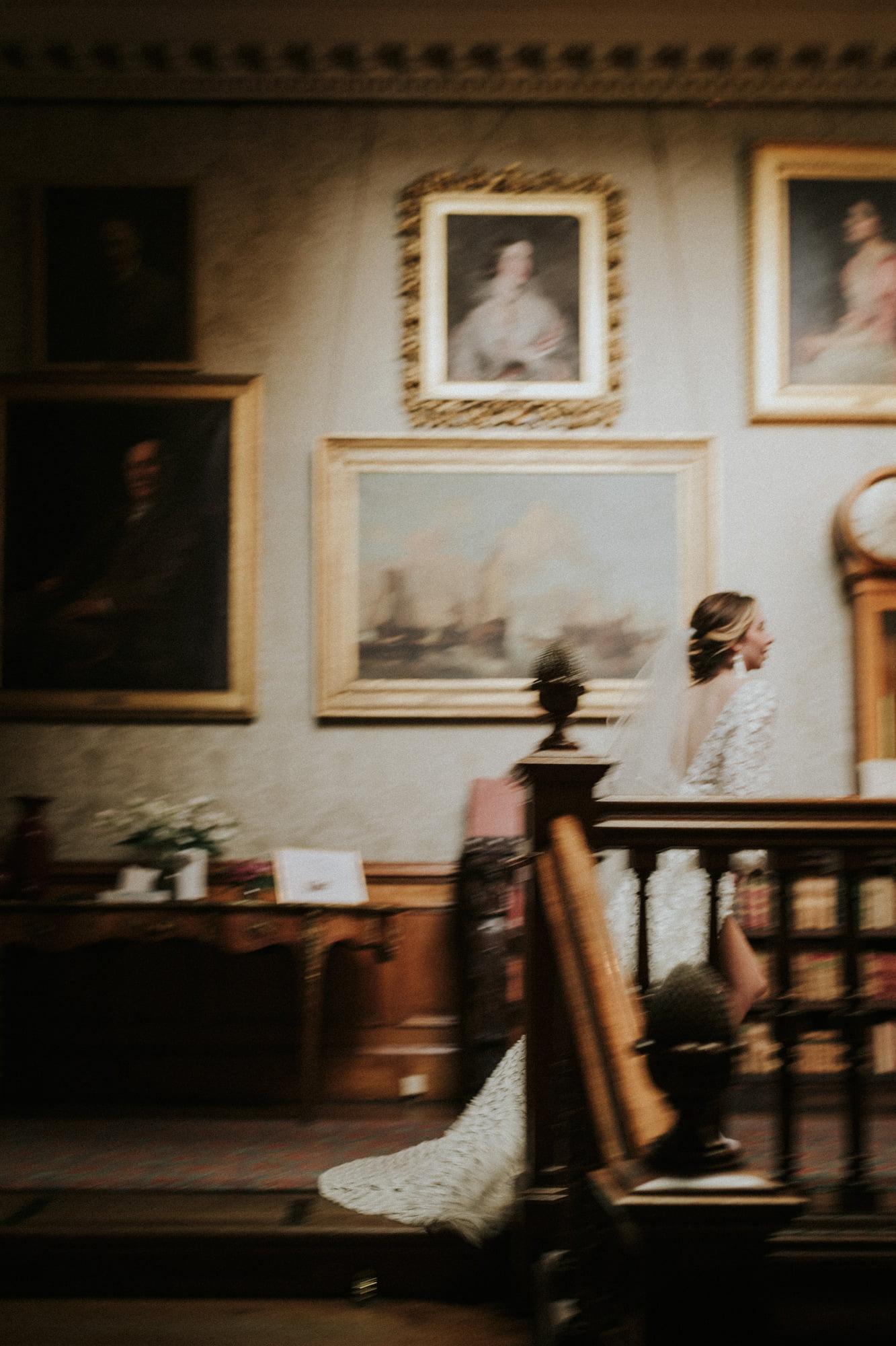 Cambo Estate micro wedding