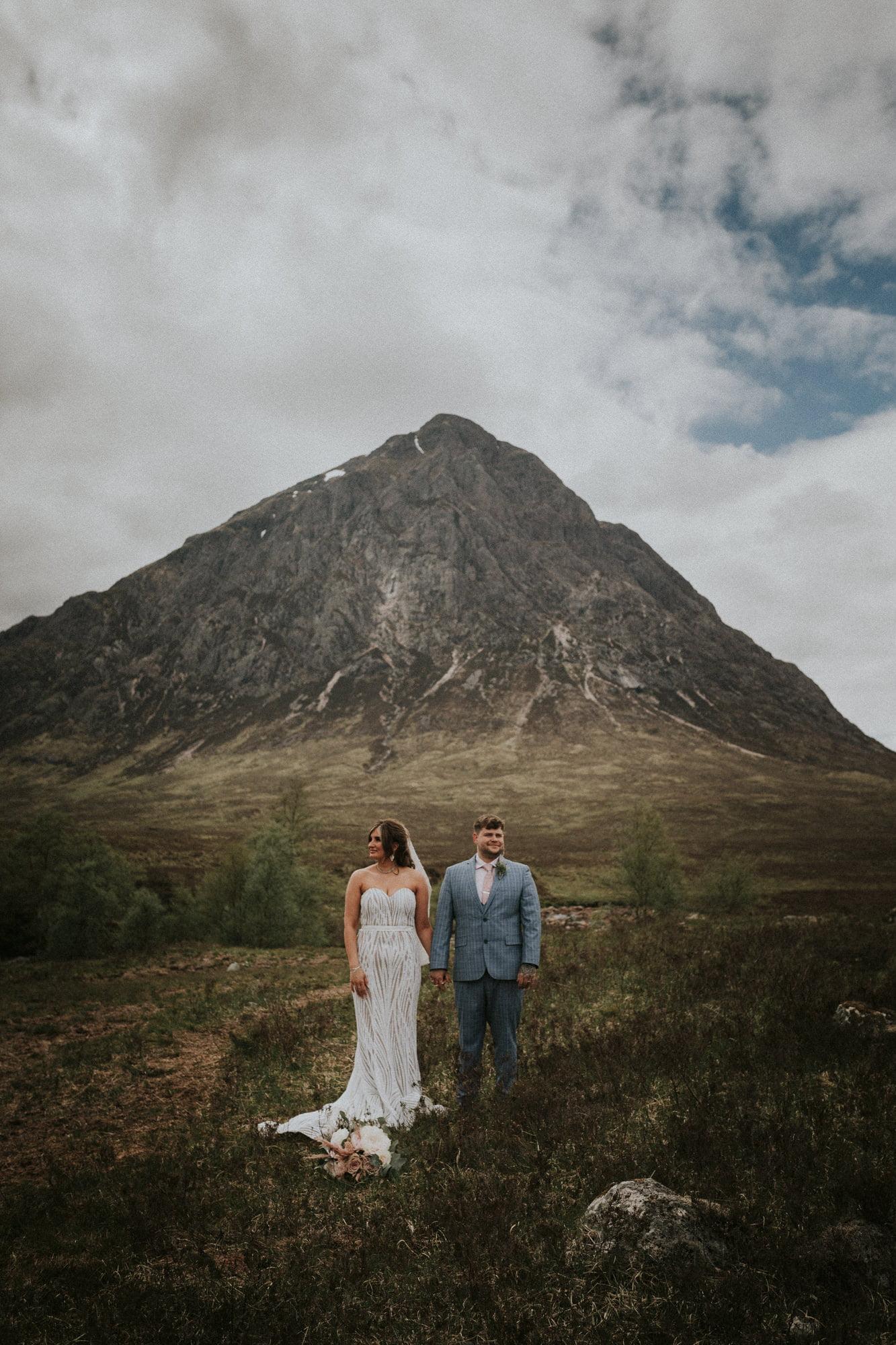 Glen Etive elopement