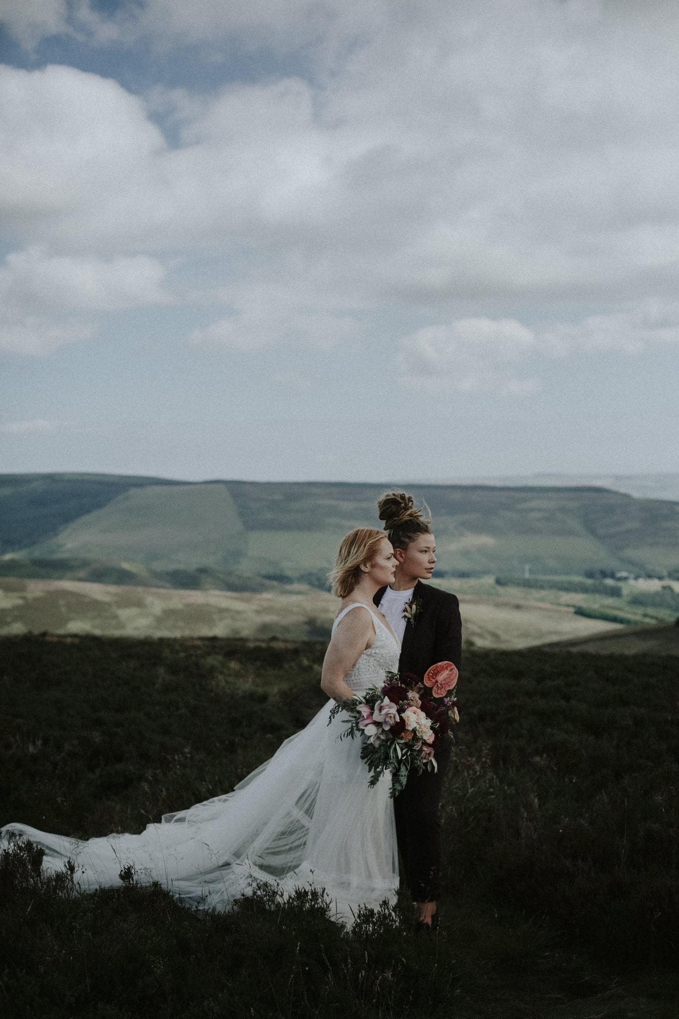 Glen Dye Cabins & Cottages elopement, Bridge of Dye elopement, Ella Mai Elopements Planner Scotland