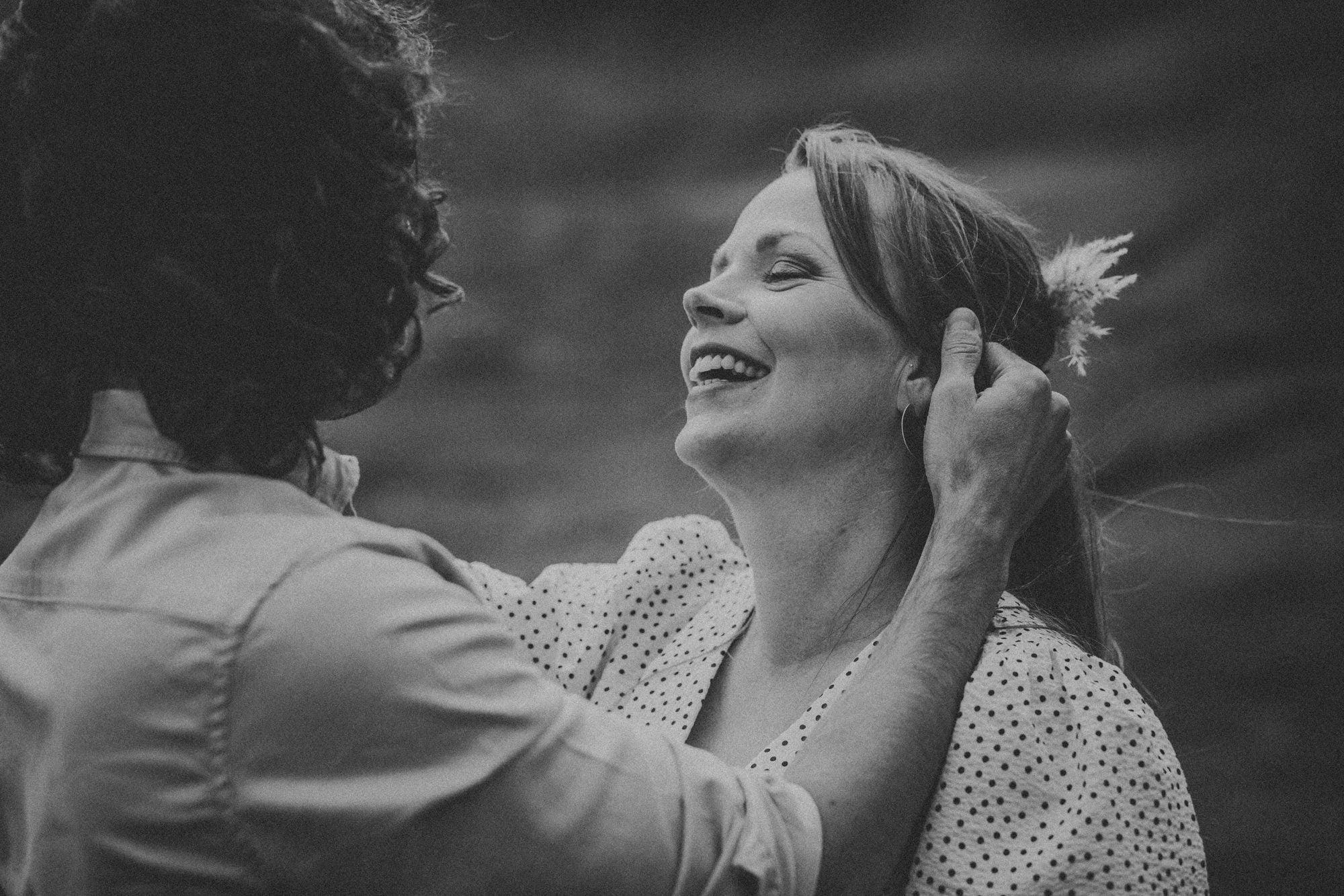 Intimate Quiraing elopement