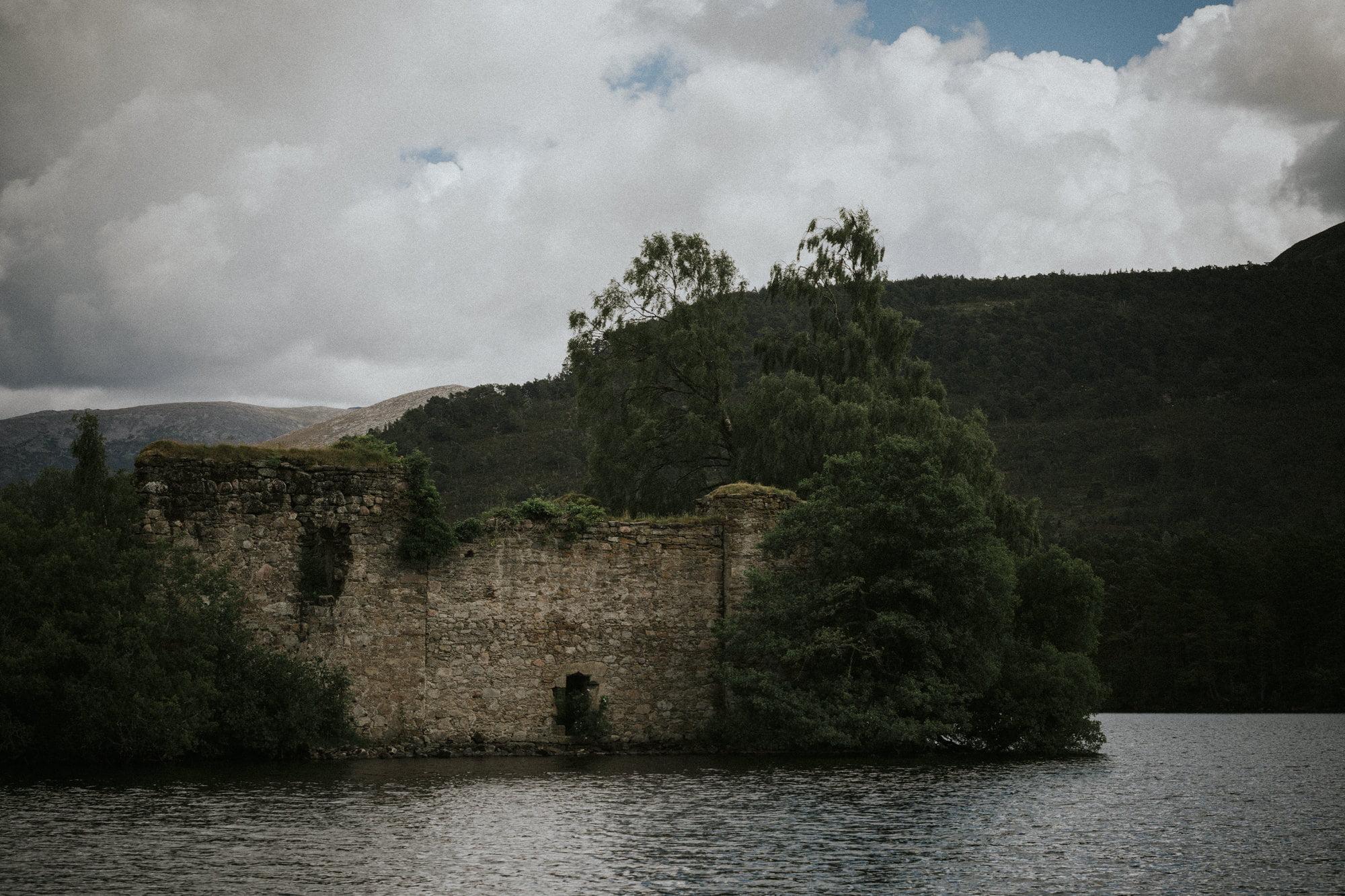 Loch an Eilein elopement, Aviemore elopement, Cairngorms elopement in the Scottish Highlands Lochs